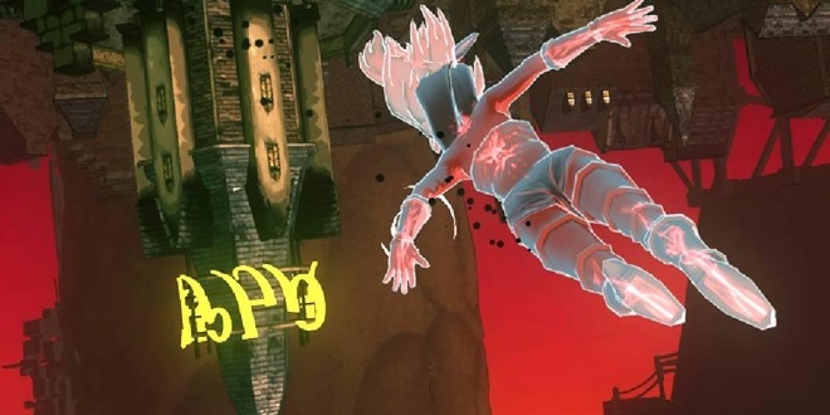 Futurología: Gravity Rush sería lanzado junto al PlayStation Vita