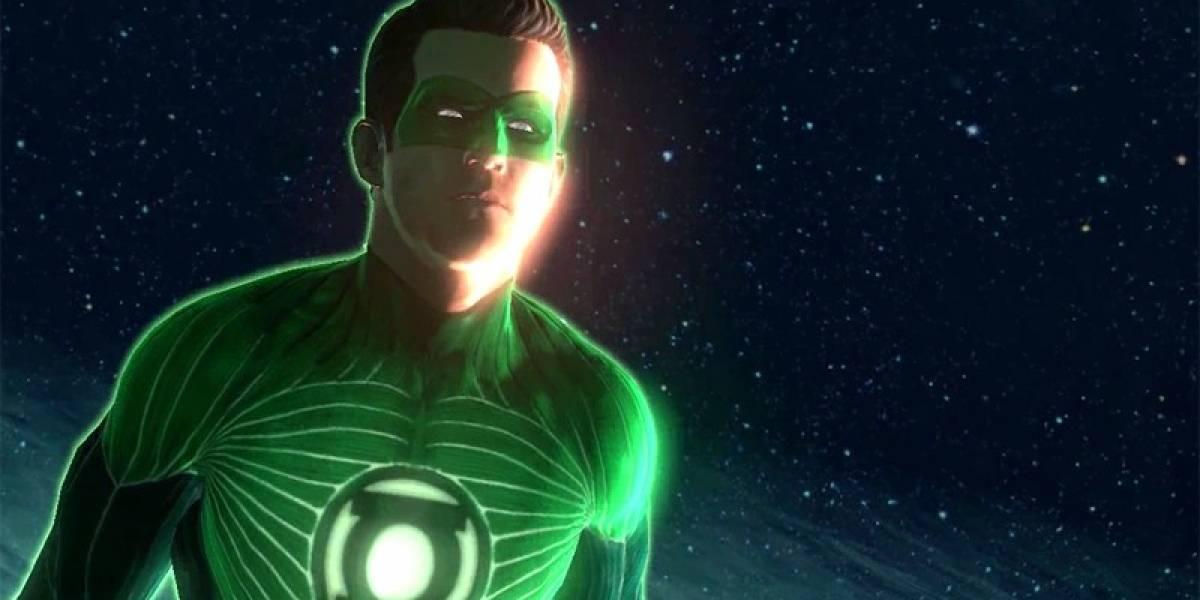 Primer trailer con jugabilidad de Green Lantern: Rise of the Manhunters