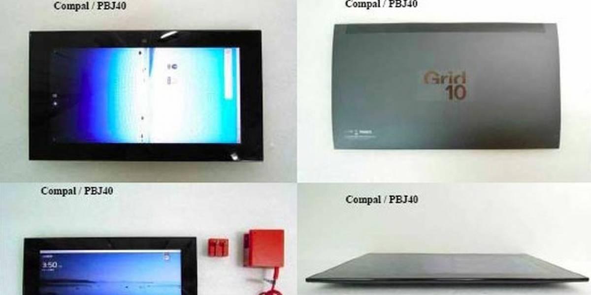 Innovadora tableta Grid 10 podría volver de la mano de Compal