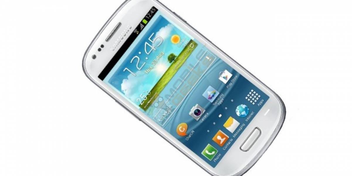Samsung lanzará el Galaxy S III Mini mañana 11 de octubre