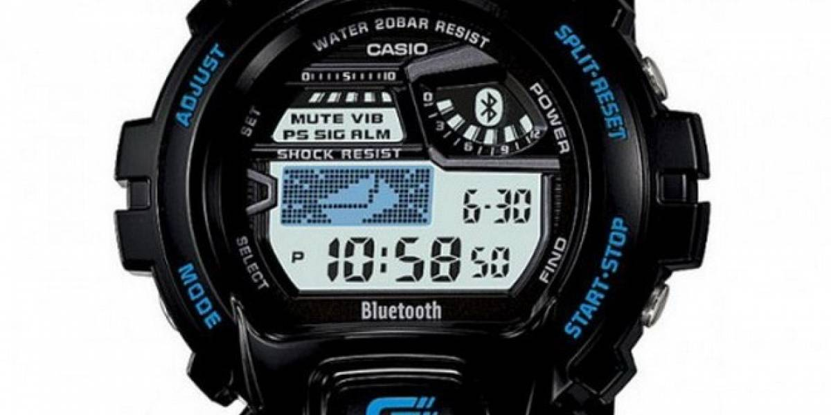 Casio prepara su propio Smart Watch