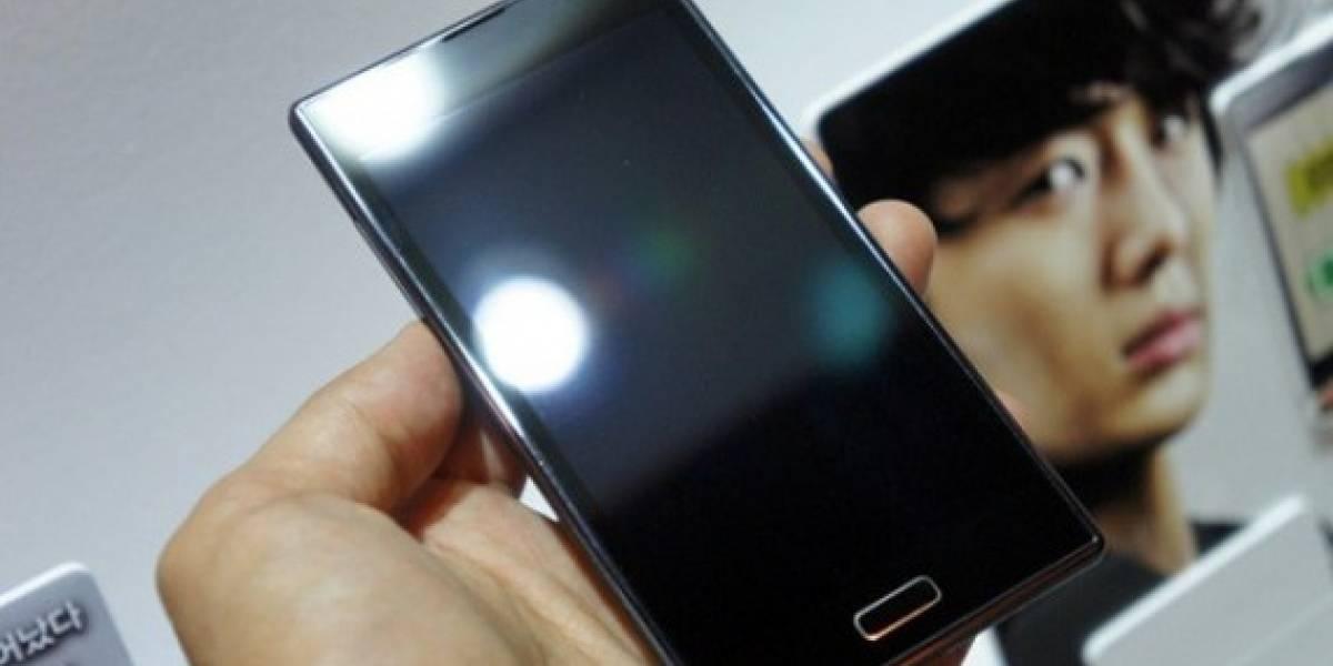 LG presenta el Optimus G, su nuevo gama alta