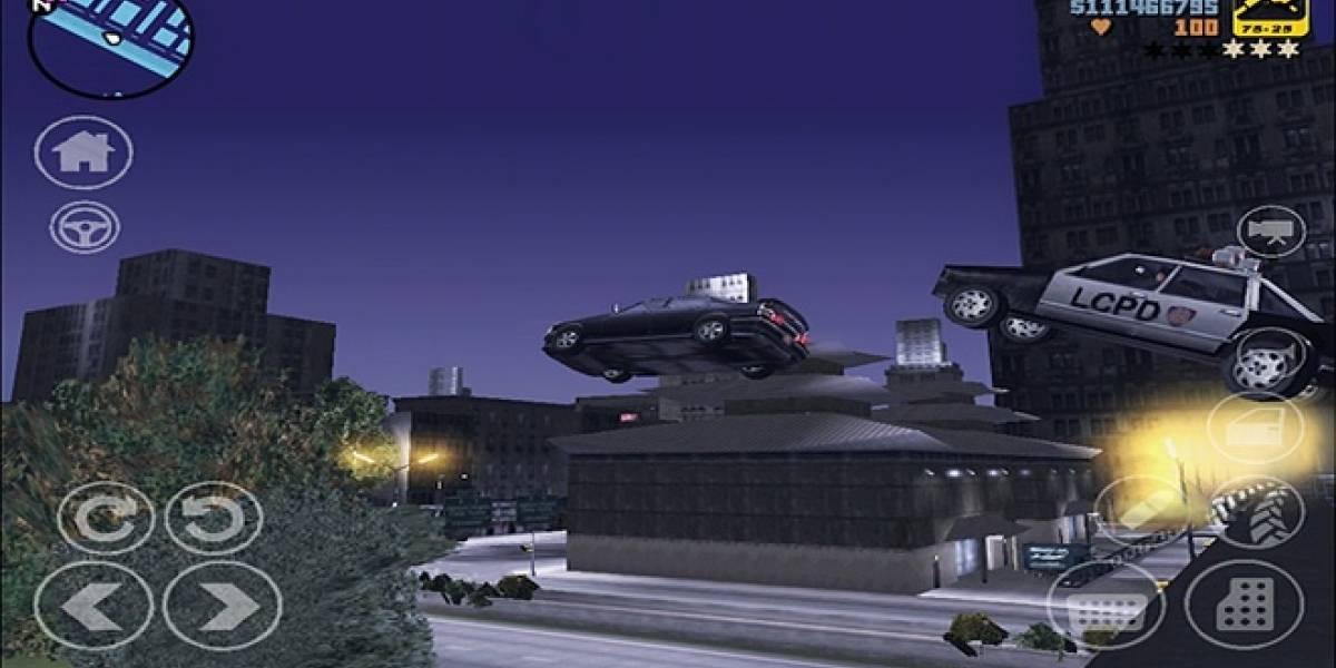 Grand Theft Auto III para iOS y Android ya tiene fecha y precio
