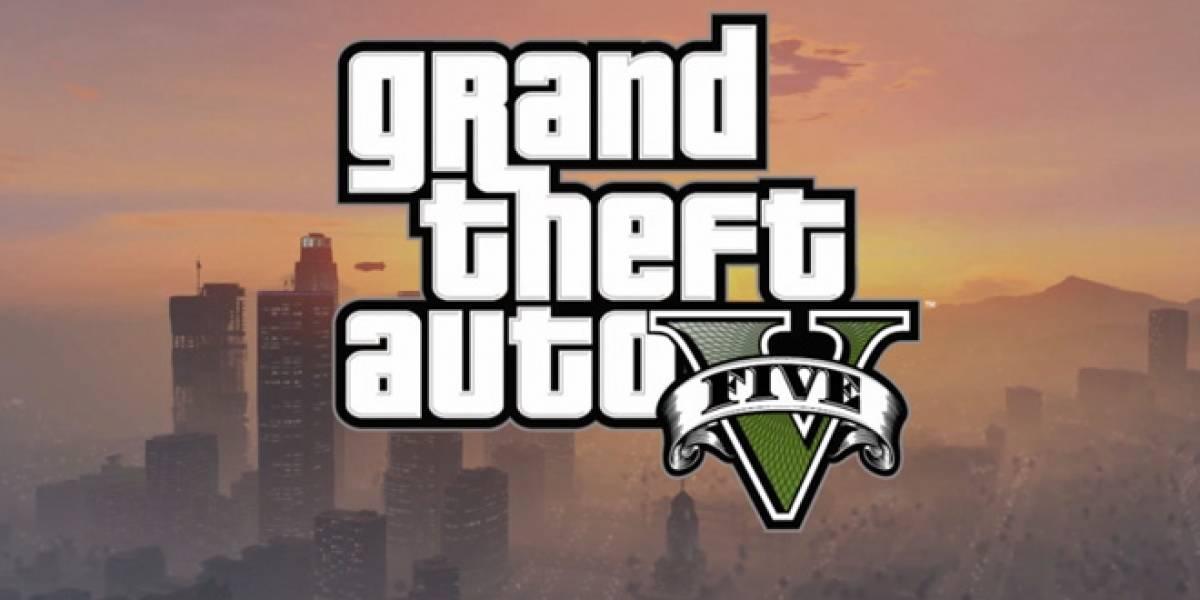 Empleado de Rockstar le pusó fecha al estreno de GTA V