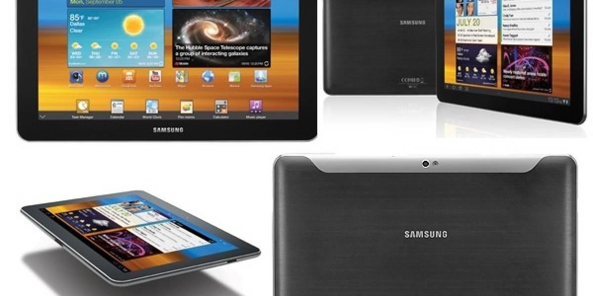 La polémica Samsung Galaxy Tab 10.1 ya se consigue en Argentina
