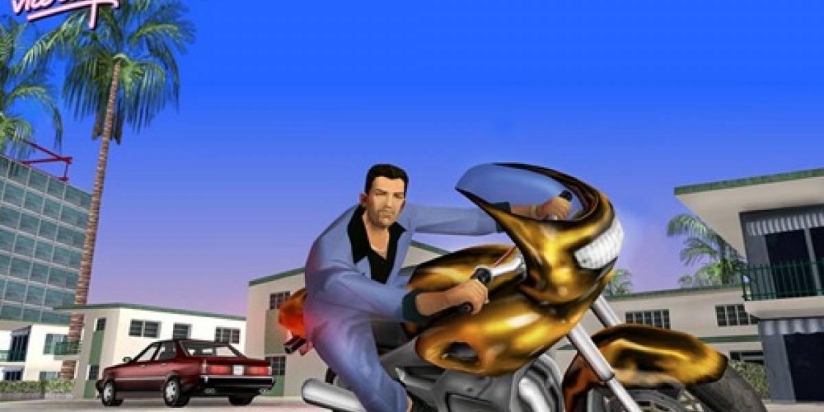 Muy probable que GTA: Vice City y San Andreas lleguen a iOS y Android