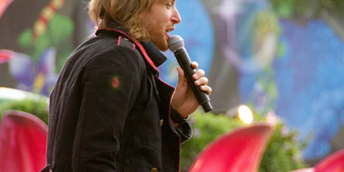 Roban nuevo single de David Guetta gracias a una conexión WiFi