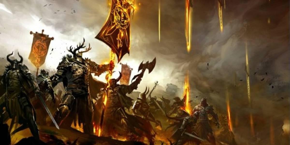 El primer fin de semana de beta de Guild Wars 2 ya tiene fecha