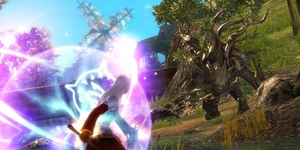 Guild Wars 2 tiene un épico nuevo trailer [gamescom 11]