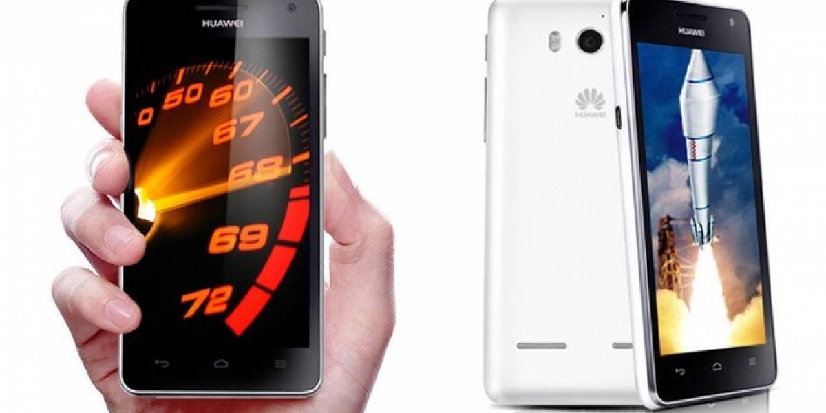 Huawei lanza el Honor 2 con pantalla igual al Retina Display