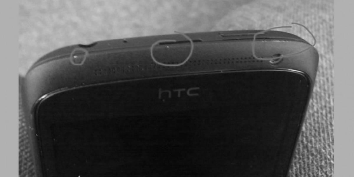 HTC cambiará gratis los One S con la carcasa dañada