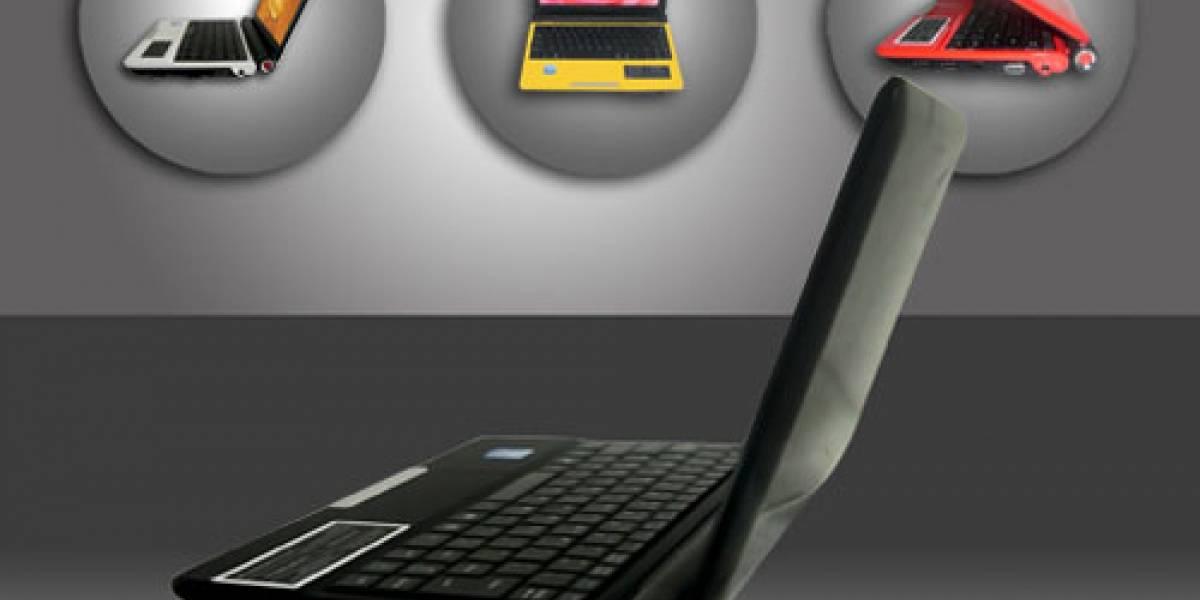 Firma colombiana crea un netbook de doble CPU