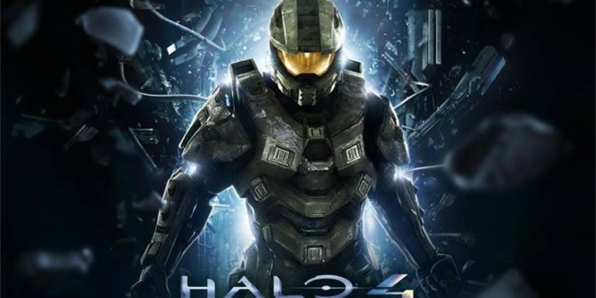 Halo 4 ya tiene fecha de lanzamiento