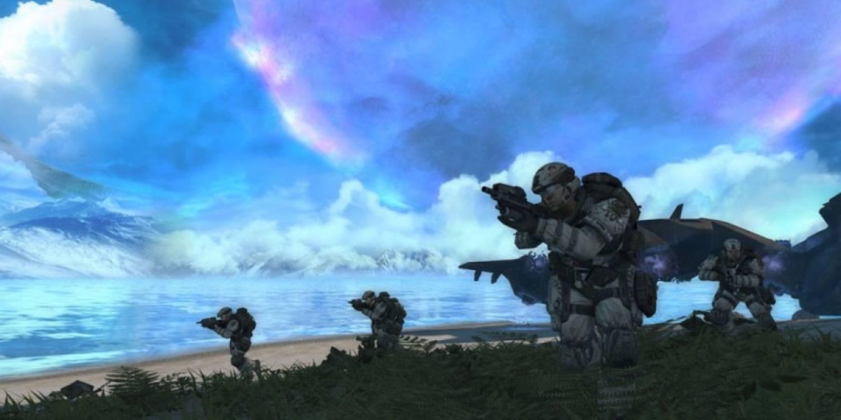 Arranca el Halo Fest con una lluvia de noticias sobre Halo: CE Anniversary