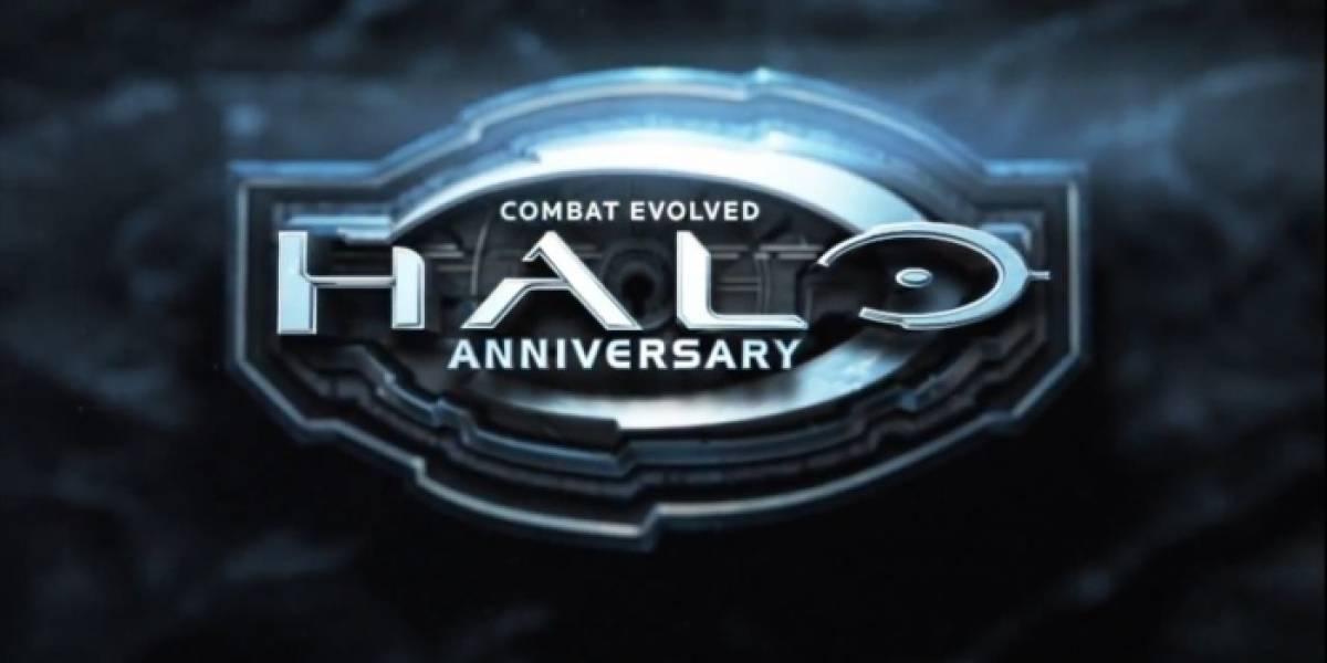 Asi se ve el nivel del cartógrafo silencioso en Halo: Combat Evolved Anniversary [Comic-Con 11]
