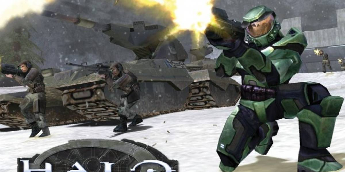 Los terminales de Halo: Combat Evolved Anniversary en el nuevo teaser, cortesía del Guilty Spark