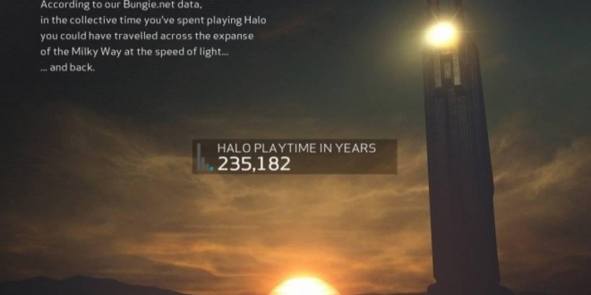 Bungie se despide de Halo y revela las estadísticas totales desde el año 2004