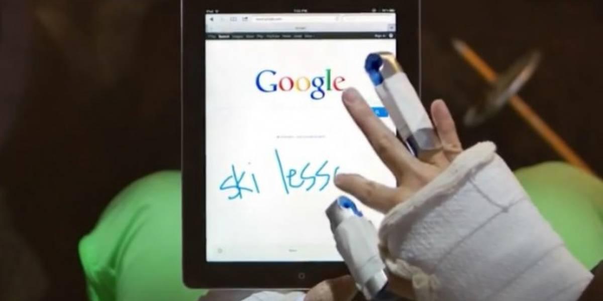 Google lanza Handwrite, porque teclear ya no está de moda