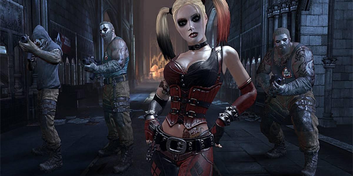 Harley Quinn perderá su voz original en Batman: Arkham City