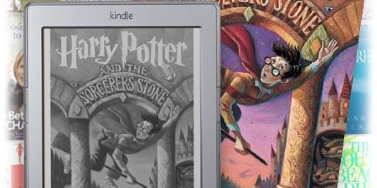 Amazon publicará gratis la saga completa de Harry Potter para Kindle