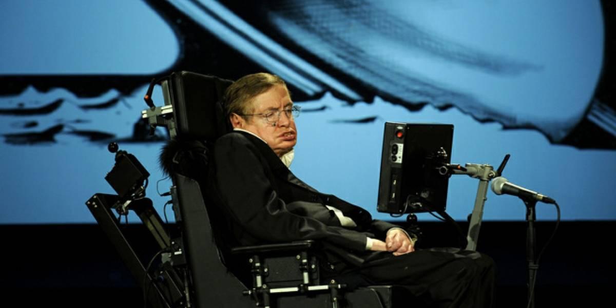 Proyecto busca que Stephen Hawking pueda comunicarse mediante ondas cerebrales