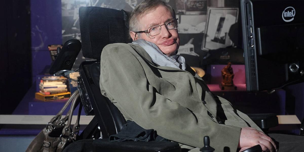 Stephen Hawking pierde USD$100 por el bosón de Higgs