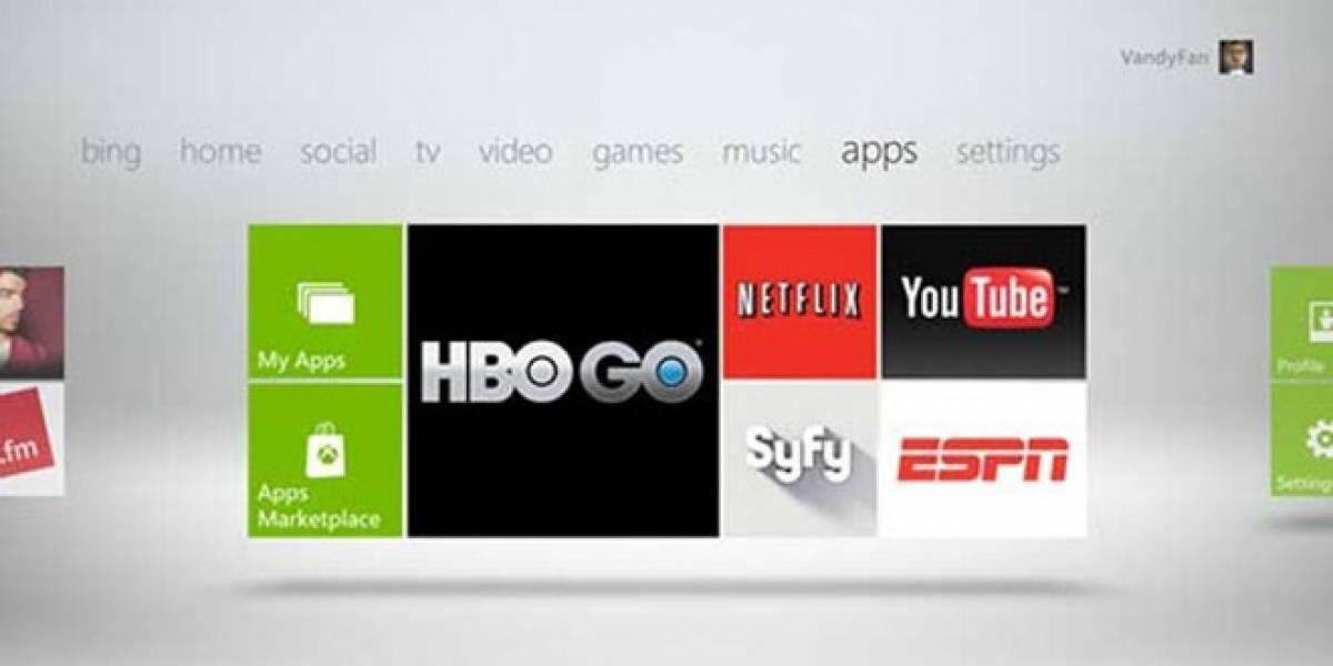 Finalmente llegará HBO Go al Xbox 360