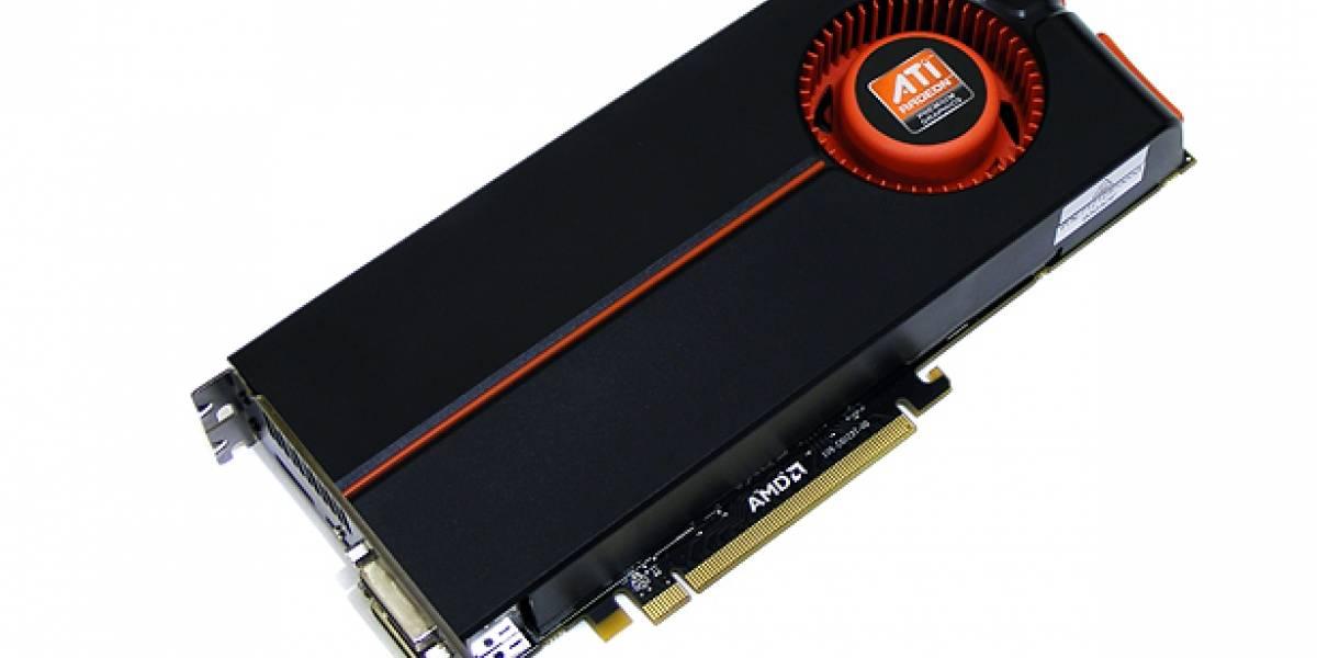 AMD ATi Radeon HD 5850