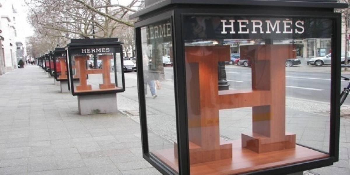 Empresa de moda Hermès recibe indemnización millonaria por fallo en contra de webs con falsificaciones de sus productos