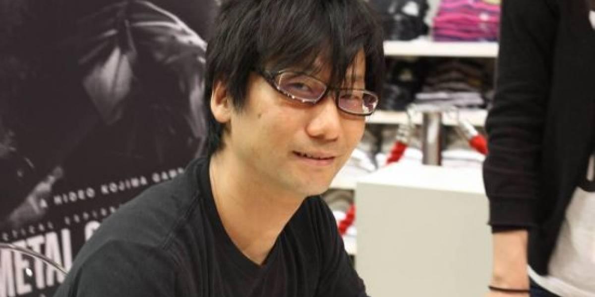 A preguntas sobre Metal Gear, respuestas de Kojima