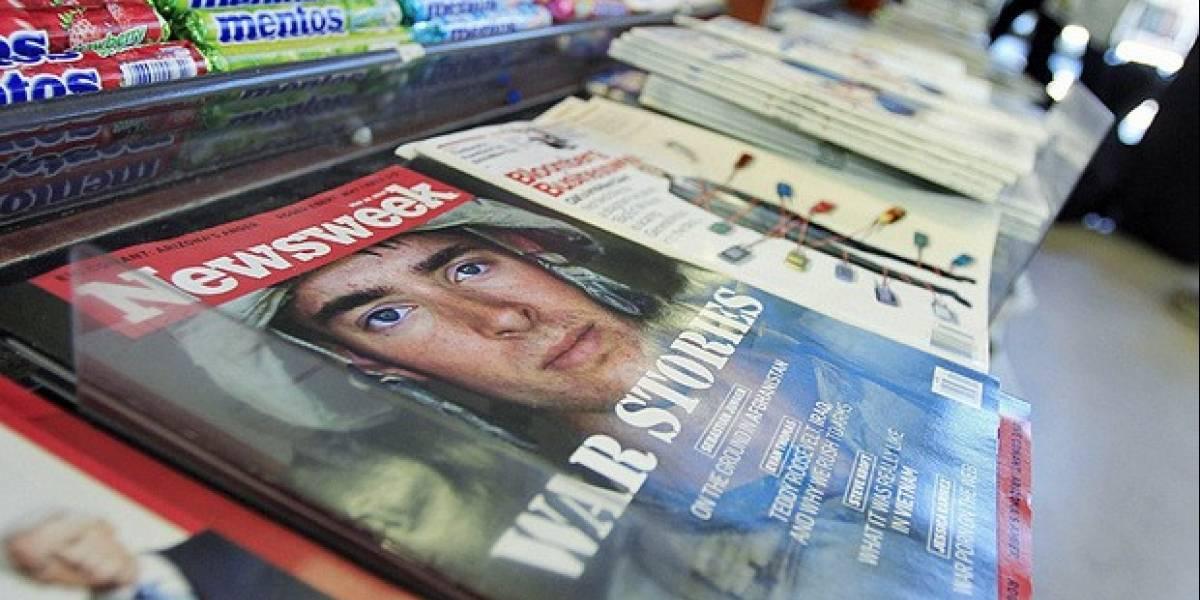 El fin de una época: Newsweek deja el papel para ser 100% digital