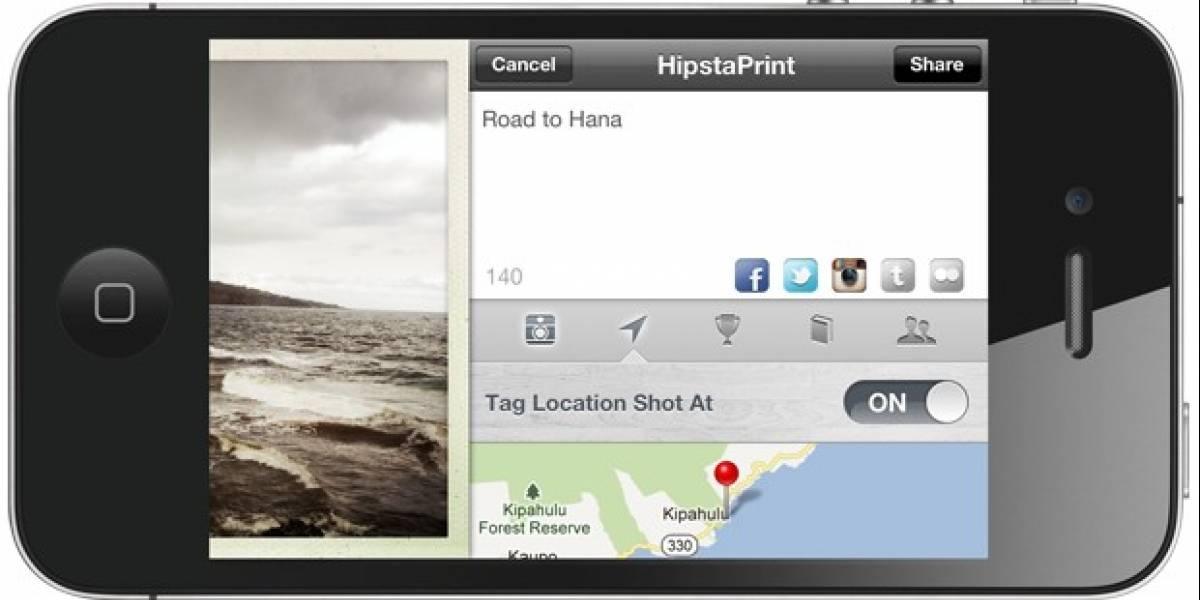 Hey, Hipsters: Hipstamatic ya permite publicar fotos directamente en Instagram
