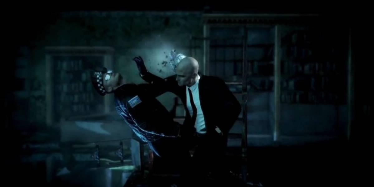 El Agente 47 corre por su vida en el nuevo teaser de Hitman Absolution