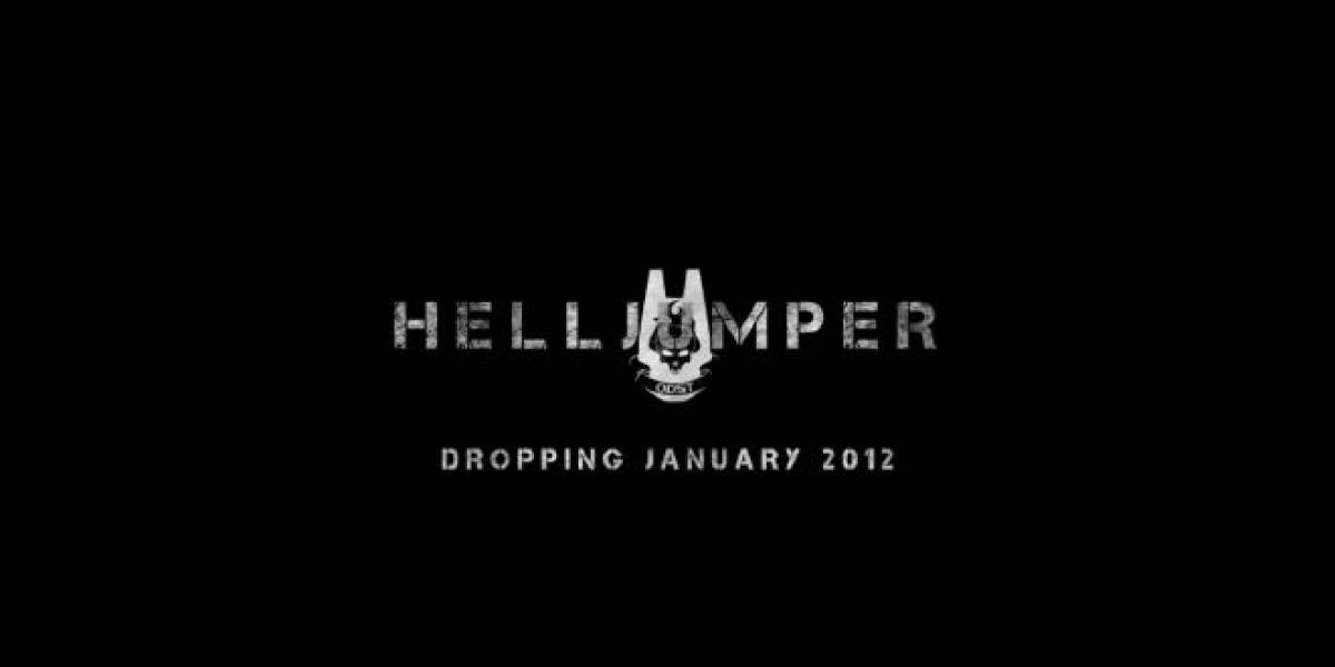Esto es Halo Helljumper, una nueva serie sobre los ODST