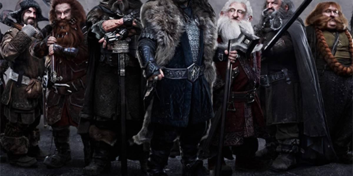 El Hobbit se post produce en 3D con tecnología española