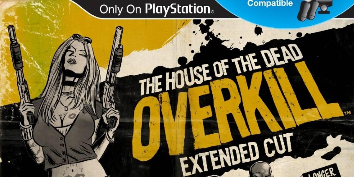 House of the Dead: Overkill – Extended Cut tendrá más sangre, violencia y desnudistas