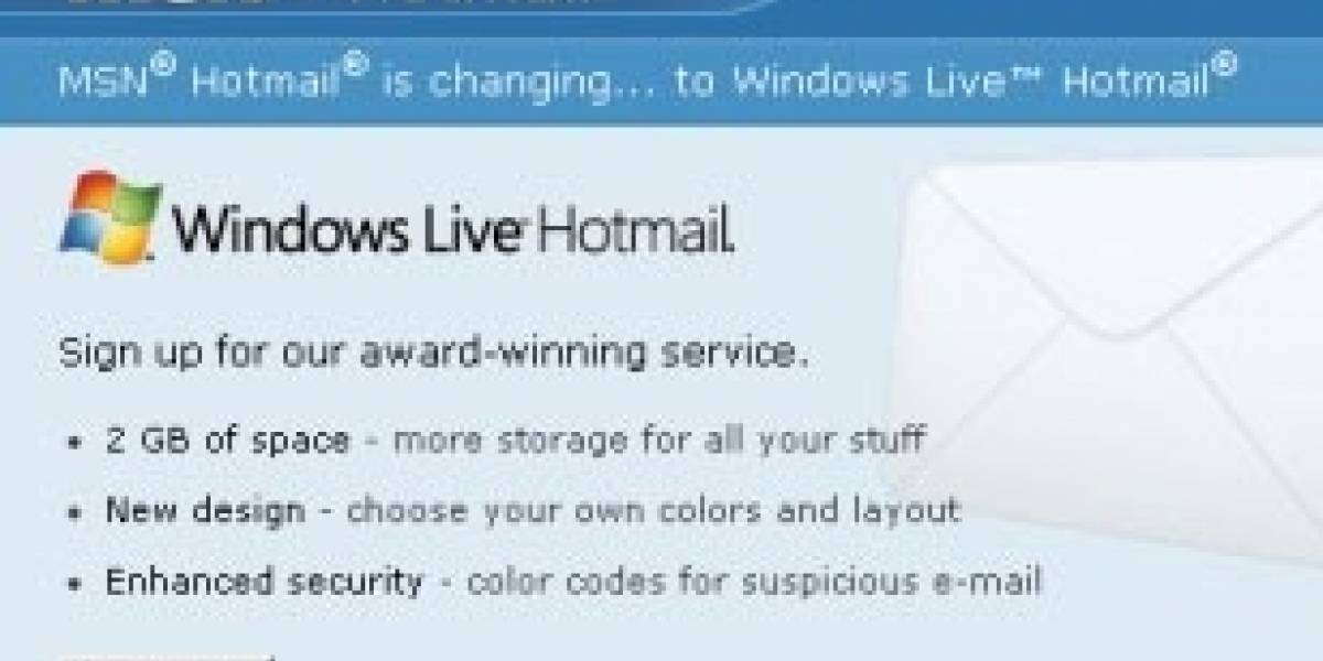 Alerta: Miles de passwords de Hotmail se filtraron en Internet