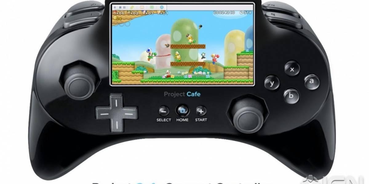 Futurología: El control de Project Cafe (Wii 2) tendría cámara
