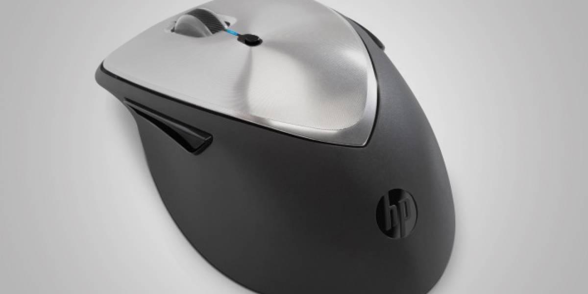 HP lanza el primer mouse que se conecta vía NFC del mundo