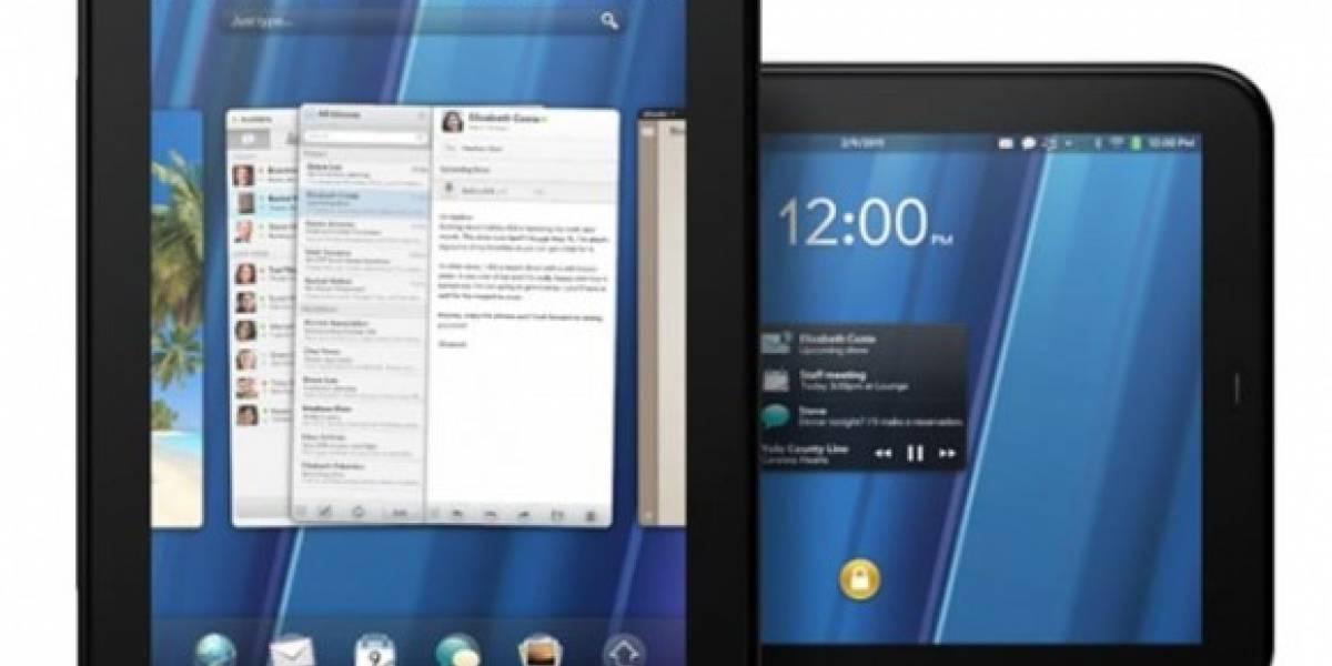 La HP TouchPad podría resucitar con Windows 8