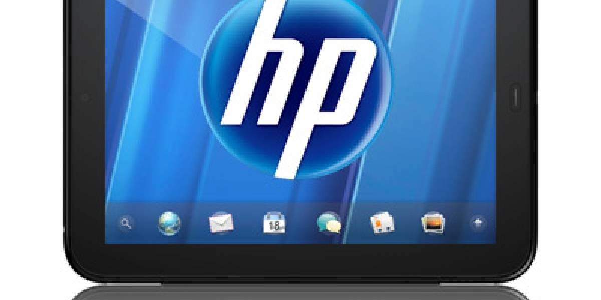 HP podría revivir el TouchPad