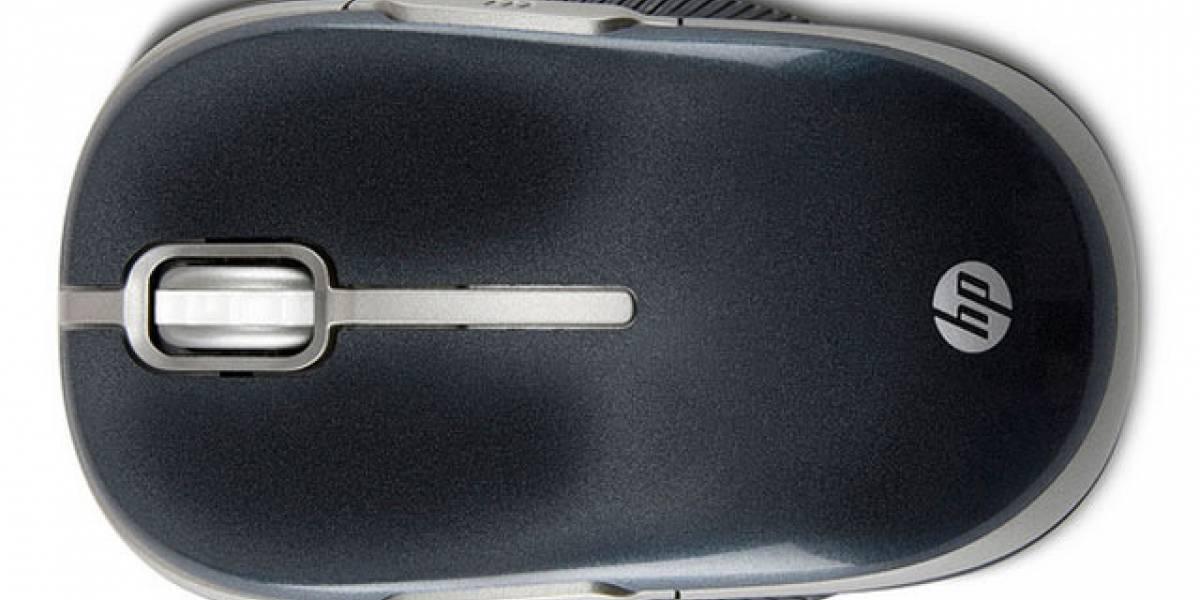 HP lanza mouse inalámbrico que se conecta vía WiFi