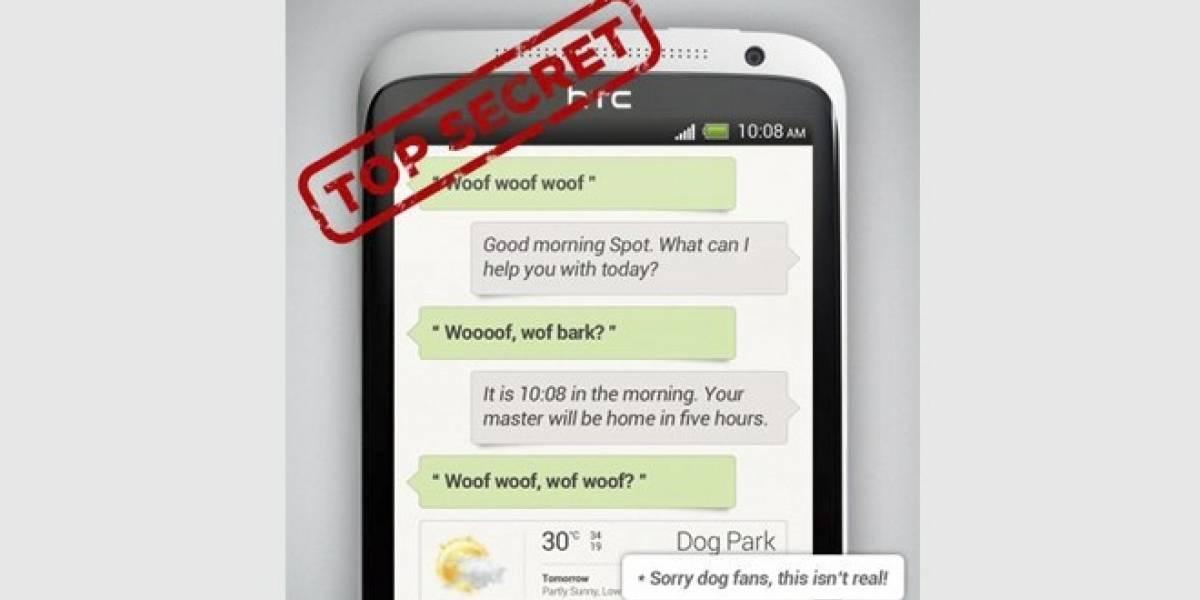 Es posible que HTC esté preparando su propio asistente de voz