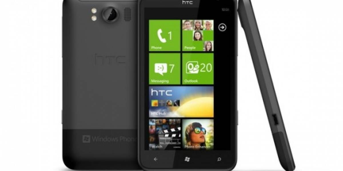 El primer Windows Phone 8 de HTC posiblemente se anuncie el mes entrante