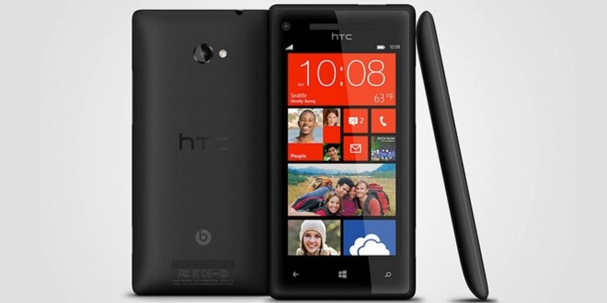 HTC 8X: El primer Windows Phone 8 que llega a España de la mano de Vodafone