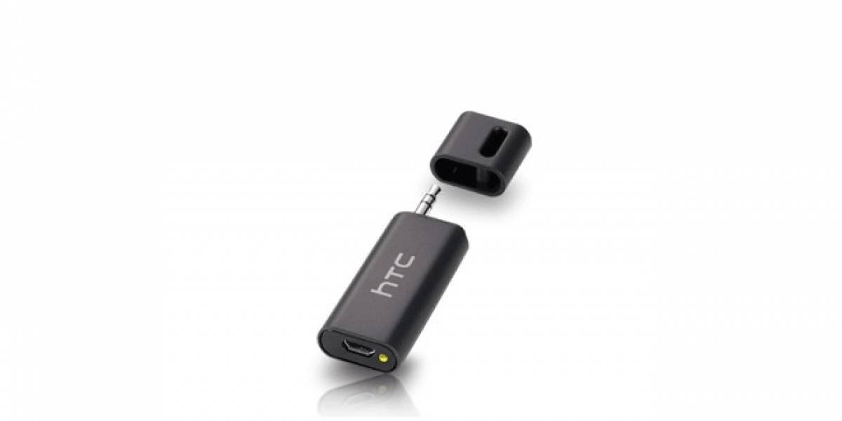 HTC lanza Bluetooth Music Adaptor que permite enviar audio de tu móvil a tu coche