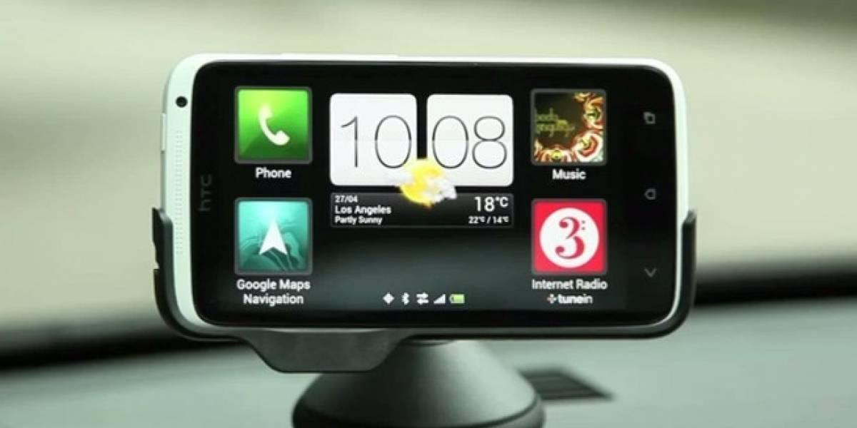 HTC presenta Media Link HD y Car para complementar tu One Series