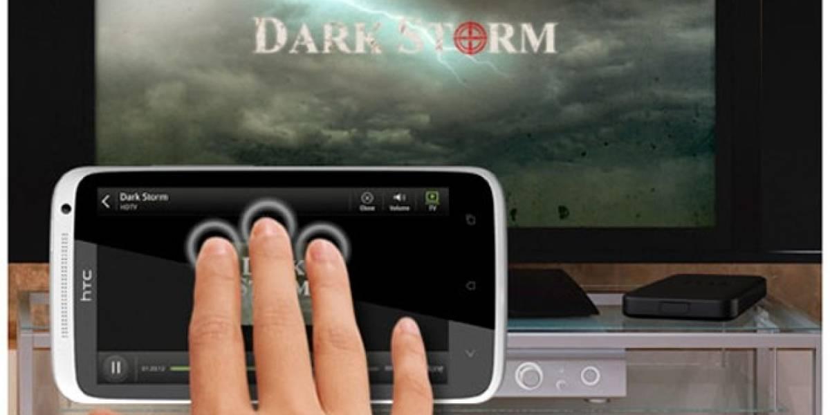 MWC12: HTC Media Link HD conecta los nuevos smartphones con una smart TV