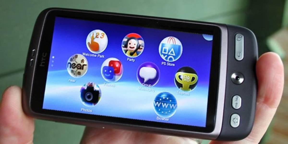 Los teléfonos de HTC podrían recibir la certificación PlayStation