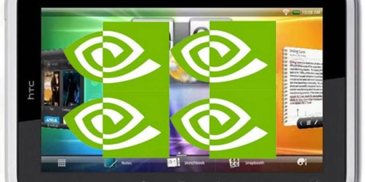 Se rumora una tablet y móvil quad-core de HTC a mostarse a principios del 2012